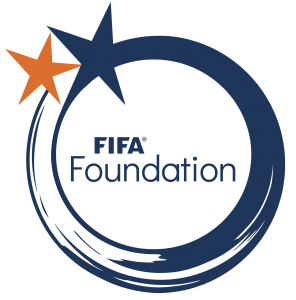 LOGO FIFA FOUNDATION A-VERSUS 1